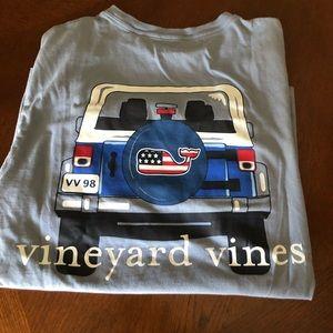 Vineyard Vines Tops - Men's vineyard vines T shirt ca